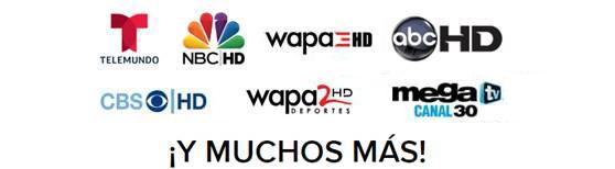 DISH Puerto Rico Channels